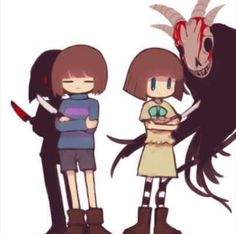 The fact that people are making art for Fran Bow and Undertale crossovers, it fills me with determination. Best Crossover, Fandom Crossover, Undertale Fanart, Undertale Au, Pretty Art, Cute Art, Bow Games, Bendy Y Boris, Little Misfortune