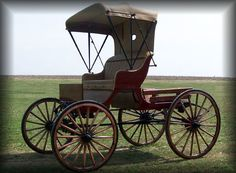 Horse Buggy Carriage Wagon - Horse Buckboards