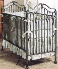 In love with this crib if it is a girl!