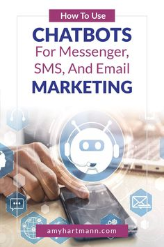 You can use Chatbots on all your platforms including SMS! Make sure to get as much reach going as you can with your clients and potential clients. Get a Chatbot for your business NOW! #chatbots #sales #business Sales And Marketing Strategy, Email Marketing, Successful Business Tips, Relationship Marketing, Sales Techniques, Number Games, Free Facebook, Platforms, Amy
