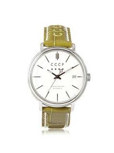 CCCP Men's Watch | $125 | 75% off - was $500.