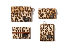 """Head Porter 2013 Spring/Summer """"Leopard"""" Collection 