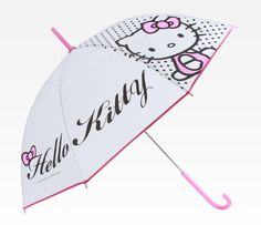 for my trips to the west side of washington :P  Hello Kitty Umbrella: Pink Dots