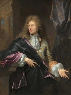 Pierre-Vincent Bertin (1654-1711) (1685, Collection privée) de Hyacinthe Rigaud