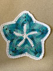 Ravelry: Starfish Dishcloths pattern by Mary Ann Frits