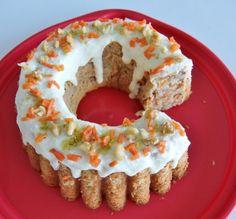 アメリカ☆簡単♪キャロットケーキ アメリカ☆簡単♪ ナッツ オールスパイス シナモン carrot cake