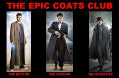 I would do any thing for a trenchcoat right about now. :-)