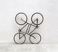 Forever Bicycle by Ai Weiwei