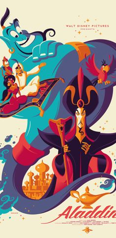 Re-imagined Disney movie posters - Life - Stylist Magazine
