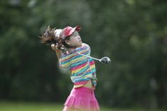 11-year-old golf prodigy Lucy Li seizes slice of history - SFGate