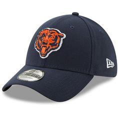 Chicago Bears New Era 39THIRTY Flex Team Classic Hat – Navy 8fc258888