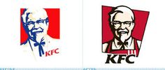 Image result for colonel sanders images over time