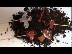 PONPON : le compostage expliqué aux enfants Image Categories, Christmas Ornaments, Holiday Decor, Composting, Potager Garden, Programming, Roman, June, Environment