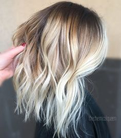 "176 Likes, 15 Comments - Tara / fresHair studio (@thechemicalqueen) on Instagram: ""That second session blonde got me like 😍✨ #btconeshot_16 #btconeshot_haircolor16 #btconeshot_color16"""
