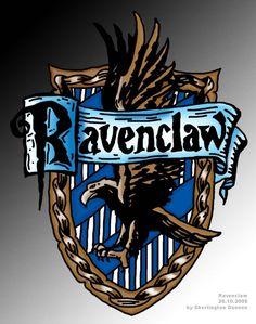 Ravenclaw crest tattoo idea