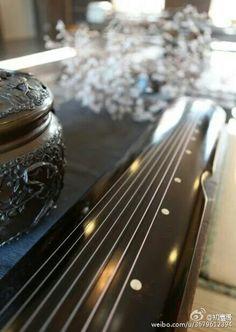 初塵居的照片 - 微相册   古琴 中国风