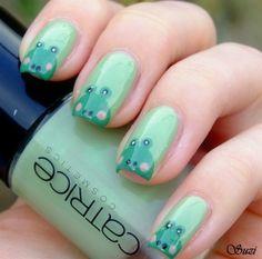 Frog Nails  #nailart