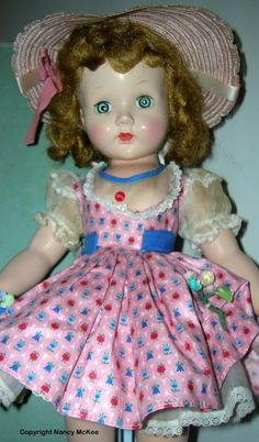 Vintage Honey doll by Effanbee