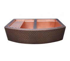 Shop Designer Convex Workstation Farmhouse from CopperSmith today. Browse our full catalog of premium copper products online. Copper Apron Sink, Copper Farmhouse Sinks, Small Space Interior Design, Interior Design Living Room, Kitchen Design, Kitchen Decor, Home Repair, Texture, Decoration