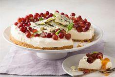Päärynä-kinuskikakku http://www.valio.fi/reseptit/paaryna-kinuskikakku/ #resepti #ruoka