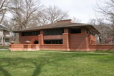 Frank Lloyd Wright. Saw it in person.