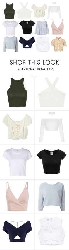 """rg"" by ulu-ulu-ulu on Polyvore featuring мода, Topshop, BCBGMAXAZRIA, Jens Pirate Booty, RE/DONE, GaÃ«lle Bonheur, Roland Mouret, Bebe и self-portrait"
