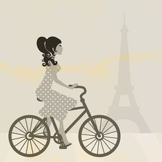 Free Image on Pixabay - Girl, Cycling, Bike, Bicycle, Paris - women Life ideas Free Pictures, Free Images, Image Paris, Paris Tour, Girls With Sleeve Tattoos, Black And White Sketches, Bicycle Girl, Vintage Scrapbook, Pastel Purple