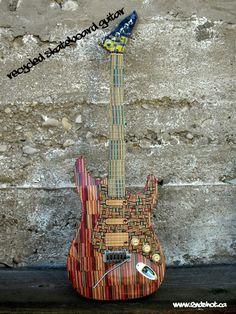 39464dd92a44 20 Best Custom Guitars   Body Art images
