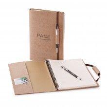 A6D - Combiné journal et stylo en cuir Allemand - $18.72
