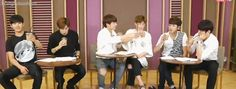 the love-hate, the lovey-dovey & the synconpoint couple #yadong #woogyu #myungyeol