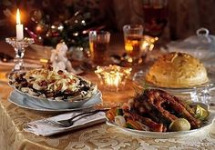 Wigilia is the traditional Christmas Eve vigil supper in Poland, held on December 24.