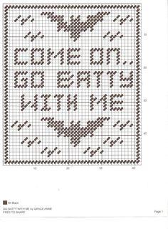 Batty Sign by Grace