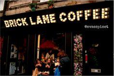 Indie Coffee in London Barcelona, Brick Lane, Broadway Shows, Indie, Adventure, World, Concert, Coffee, Travel