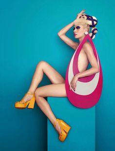 Resultado de imagem para editorial moda estudio