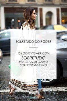 Whisper by Sara: SOBRETUDO DO PODER | 10 LOOKS POWER COM SOBRETUDO PRA TE FAZER USAR O SEU NESSE INVERNO @whisperbysara
