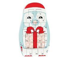 Sasha Penguin Calendar Box