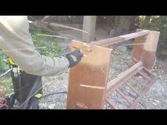 ΑΜΜΟΒΟΛΗ ΣΕ ΛΟΥΣΤΡΟ  (για ξυλουργους-επιπλαδες) Good Things, Youtube