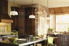 The Archie collection brings together a nice mix of Industrial style with Country.