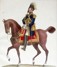 Captain-General of the Guard - The Westphalian Army in 1810: the Uniform Plates of Alexander Sauerweid