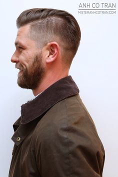 Haircut.       Mister AnhCoTran: LA: THE BEST MEN'S CUTS ARE AT RAMIREZ|TRAN SALON