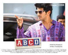 Dulquer in ABCD