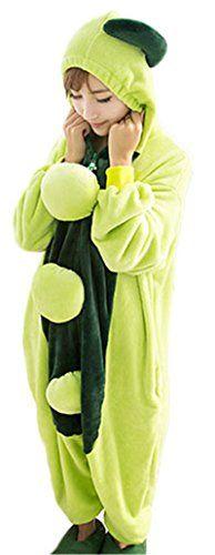Sleepsuit Costume Cosplay Kigurumi Onesie Pajamas Romper Playsuit Lounge Wear Wandou XL