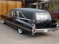 1960 Miller Meteor Cadillac Landau Hearse