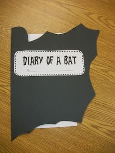Mrs. Lewis' Learning Library: Halloween Projects (Diary of a Bat, Bat Projects, Invisible Ink, Etc.)
