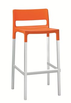 Divo 65 Stoel - SCAB - oranje