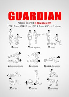 Guardian Workout
