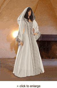 Sale Maiden Gown $145