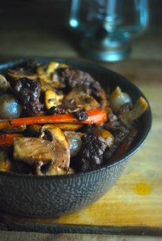 Cabernet Beef Stew