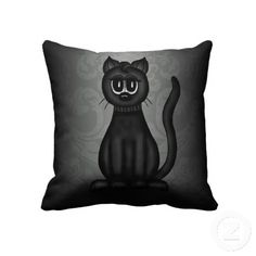 Browse our amazing and unique Cat wedding gifts today. The happy couple will cherish a sentimental gift from Zazzle. Cat Wedding, Wedding Gifts, Black Goth, Fantasy Comics, Cat Pillow, Cool Cats, Animal Pictures, Comic Art, Gothic