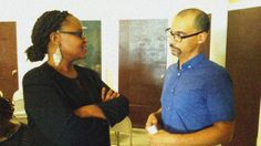 Junot Diaz and Edwidge Danticat jointly speak out against Dominican Republic refugee crisis | Fusion